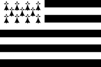 Vlag van Bretagne